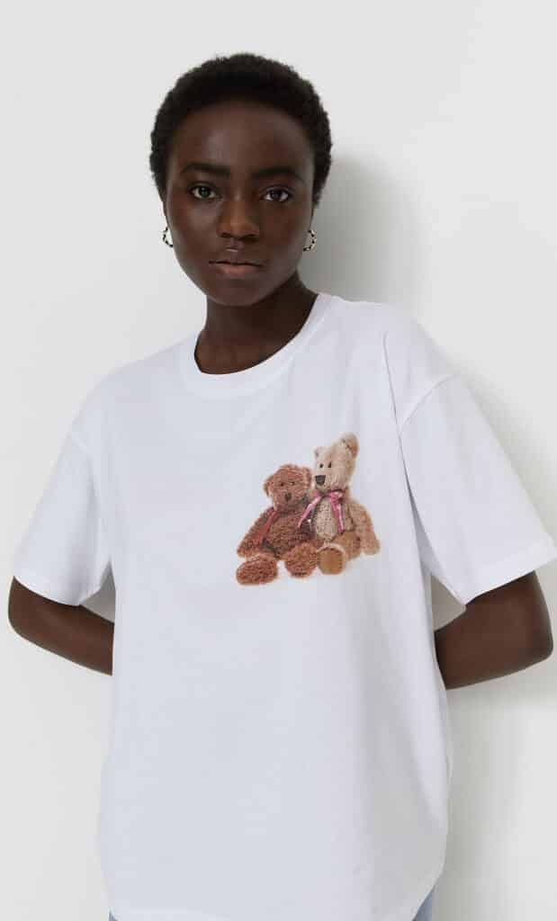 Stradivarius celebrates Valentine's Day with Teddy Bears-inspired Capsule Collection