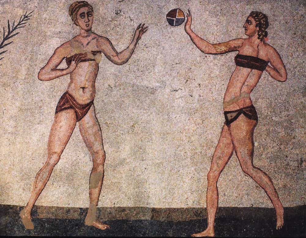 Lingerie in Ancient Greece
